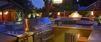 Prefabricated Outdoor Kitchen Kits Outdoor Kitchen Kits Vs Modular Vs Built In Comparing Outdoor