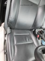 honda crv driver seat bolster repair