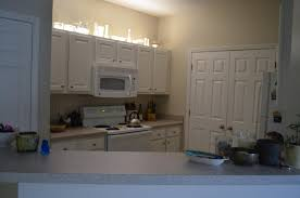 over cabinet kitchen lighting. Perfect Kitchen BEFORE Over Cabinet LED Lighting To Kitchen U