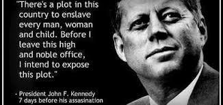 John F Kennedy Quotes Adorable JFK's Final Speech Warning About The Illuminati New World Order