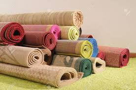 carpet roll. Roll Of Carpet Need Help With Rug Fibers Particles On A Rolled
