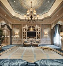 LuxuryInteriorDesign Master Bedroom by... - Taher Design Studio ...