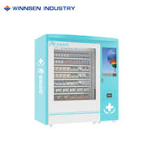 Smart Vending Machine Malaysia Amazing China Coin Operated Pharmacy Candy Food Reverse Smart Cigarette