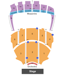 Kings Theatre Seating Chart Brooklyn