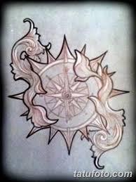 тату компас эскизы мужские 09032019 016 Tattoo Sketches