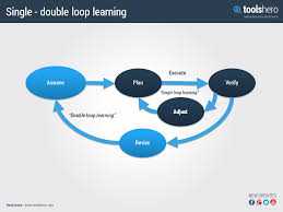 single and double loop learning (Schon and Argyris) - ToolsHero