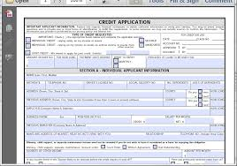 Banking: Banking Credit Application Form Document Collect ...