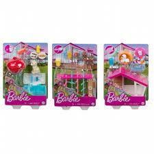 barbie nin ev dekorasyonu oyun setleri