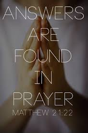 Prayer Quotes Magnificent Answers Are Found In Prayer Picture Quotes