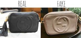 gucci bags. ultimate guide on how to tell if a gucci bag is real (or fake)? \u2013 case study: comparing vs. fake (gucci soho leather disco bag) bags
