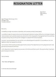 Free Example Of Resignation Letters Free Sample Resignation Letter Fresh 10 Resignation Letter