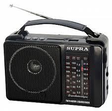Каталог <b>Радиоприемник SUPRA ST-18U</b> от магазина Одежда+