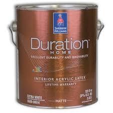 <b>Краска SHERWIN</b>-<b>WILLIAMS DURATION HOME</b> INTERIOR LATEX ...