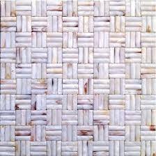mother of pearl tile kitchen sea shell mosaic tiles backsplash canada pear