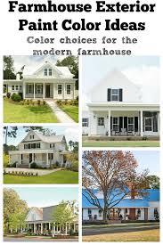 Collection House Exterior Paint Colors Ideas Photos Home - Farmhouse exterior paint colors