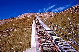 Die ▷ treppe ins nichts: Die Langste Treppe Der Welt Am Berg Nizen Schweiz Guinness Buch Der Rekorde Umgebung 2020