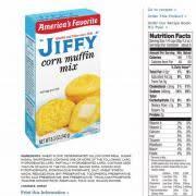 jiffy cornbread nutrition. Beautiful Jiffy User Added Jiffy Cornbread Nutrition  Intended Jiffy Cornbread Nutrition A