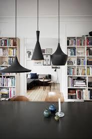 tom dixon style lighting. TOM DIXON BRASS PENDANT LIGHTS IN A DANISH HOME Tom Dixon Style Lighting