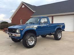 1981 Toyota Pickup 4x4 Low Original Miles