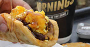 Select your state to find taco bell favorites like burritos, quesadillas, nachos, and tacos near you. Coffee Sales A Pleasant Surprise From Taco Bell S New Breakfast Qsr Web