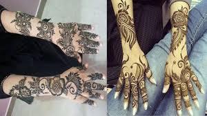 Dubai Style Mehndi Design Top 10 Attractive Khaleeji Mehndi Designs Styles At Life