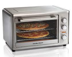 hamilton beach countertop oven with convection rotisserie