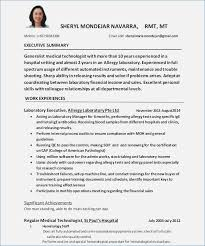 Wonderfull Design Medical Technologist Resume Medical Laboratory