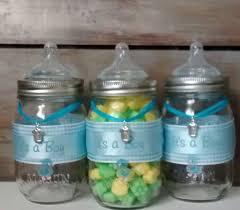 mason jar baby shower decorations ideas