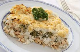 can you freeze fish pie freeze that food