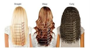 Hair Length Chart Women Wigs For Black Women Lace Front Wigs Human Hair Wigs