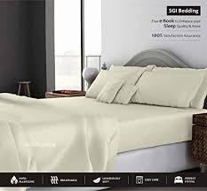 1000 thread count sheets queen. Unique Queen SGI Bedding Short Queen Sheets Luxury Soft 100 Egyptian Cotton For  RV Mattress 60x75 To 1000 Thread Count N