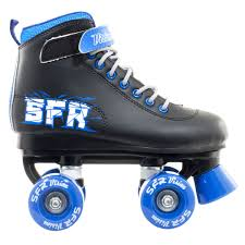 Sfr Childrens Vision 2 Roller Skates Black Blue Products