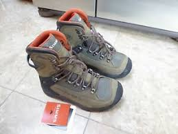 Details About Simms G3 Guide Wading Boot Fly Fishing Boots Vibram Sole Mens Size 8