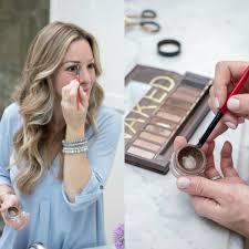 easy everyday makeup tutorial dip brow