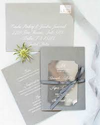 Wedding Invitatiins 34 Unexpected Winter Wedding Invitations Martha Stewart Weddings