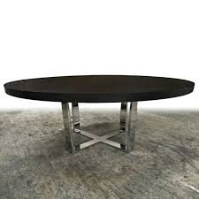x base round dining table x metal base pedestal base dining table