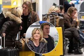 Adam millermonday 27 apr 2020 10:00 pm. Anthea Turner In Public Bust Up With Fiance Mark Armstrong After Costly Visa Blunder Mirror Online