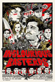 screenwriting lessons you can learn from inglourious basterds 936full inglourious basterds poster