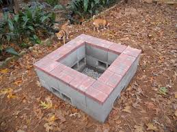 Block Fire Pit Kit Diy Fire Pit 5 You Can Make Diy Fire Pit And Cinder Block Fire Pit