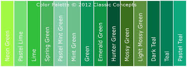Hunter Green Color Chart Google Search In 2019 Green