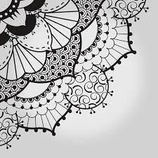 Henna Pattern Mesmerizing Henna Pattern On Behance