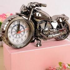 motorcycle creative vine desktop pocket watches motorbike pattern birthday gift cool quartz watch relogio masculino