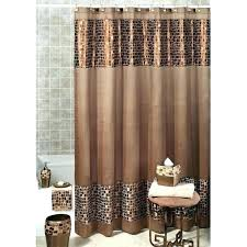amazing fabric shower curtains with matching window curtains matching shower and window curtains full image for bronze mosaic stone fabric shower curtain