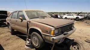 1981 Chevrolet Citation Junkyard Find