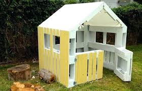 full size of childs outdoor playhouse plans free for pallet kids projects architectures marvellous proj kid