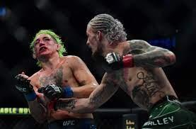 Sean O'Malley def. Kris Moutinho at UFC ...