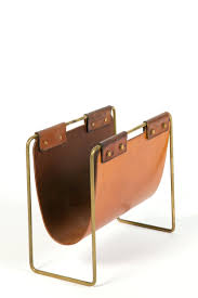 Faux Leather Magazine Holder Leather Magazine Rack Holder Black Uk Anthropologie 90