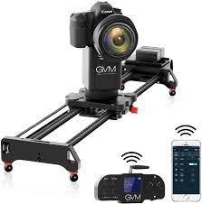 GVM Kamera Schiene Motorisiert, 80cm 2-Achsen Kamera: Amazon.de: Kamera