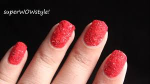 Velvet Nail Art - Flocking Nails with Flocking Powder DIY Nail ...
