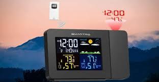 smartro projection alarm clock should
